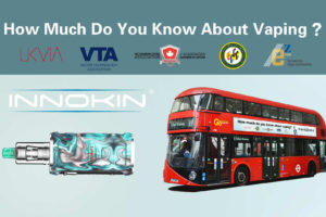 Innokin launches 'Stoptober' informative bus campaign in London