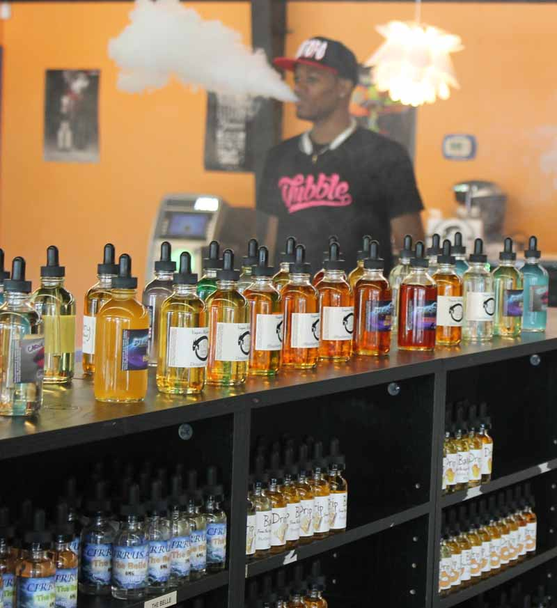 E-Cigarette Sales Slumping Since Regulatory Action