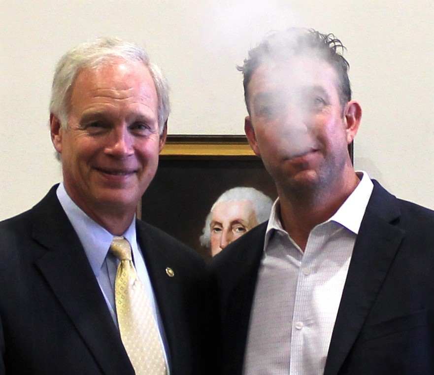 Trump Pardons 'Vaping Congressman' Duncan Hunter