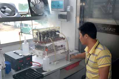 Shenzhen Shop Gets First Fine for Flouting Vapor Rules
