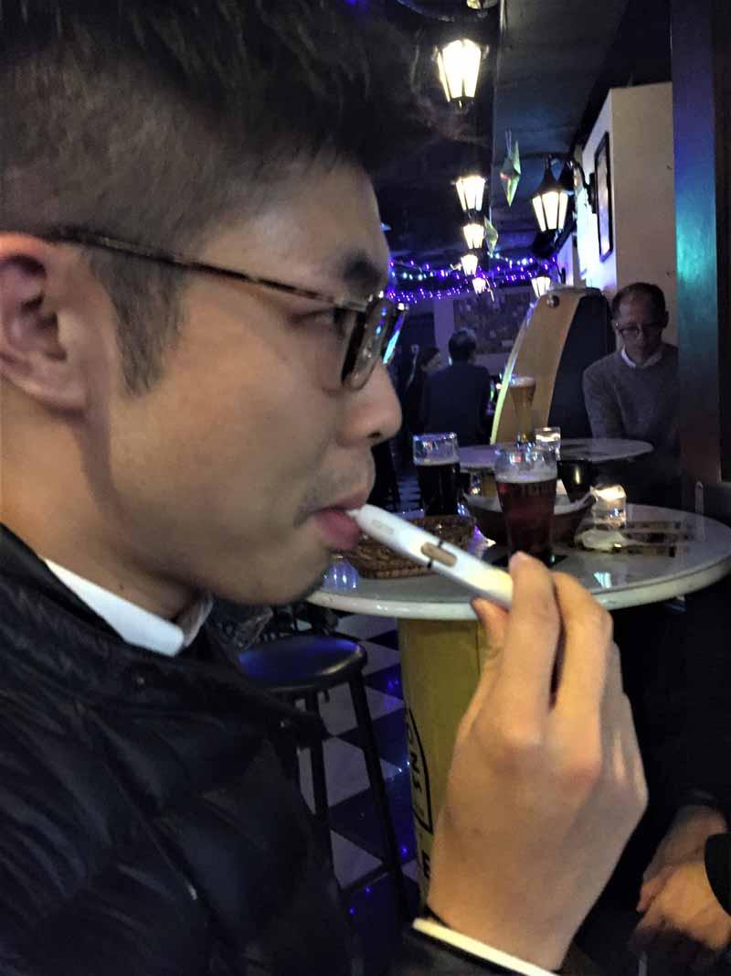 Hong Kong May Ban All Vapor, Heated-Tobacco Products