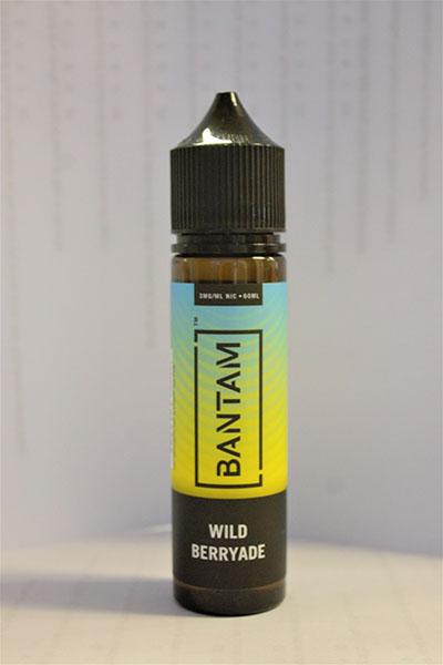 Bantam Wild Berryade e-liquid