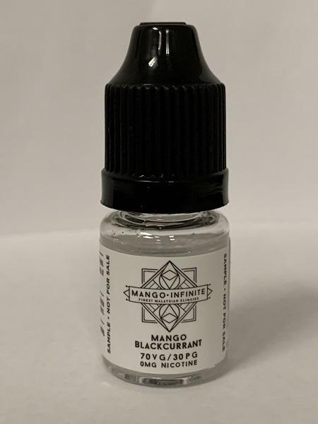 Mango-Infinite Mango Blackcurrant e-liquid