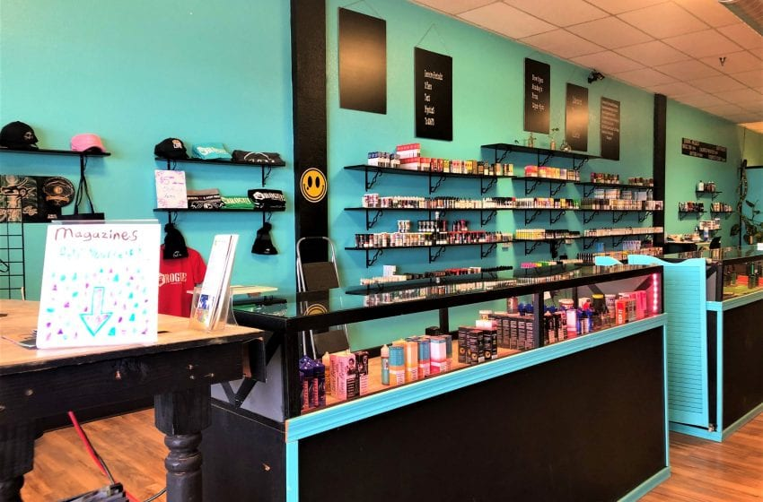 Vape Shops Dealing With Supply Shortages