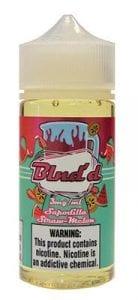 Blend'd e-liquid bottle