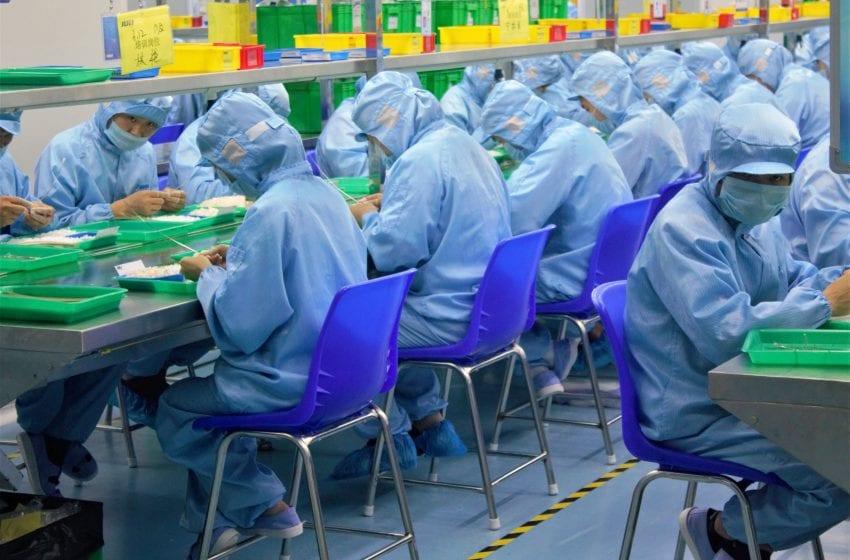 Vapor Supply Chain Slows