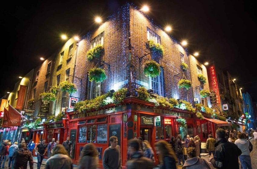 Ireland: Call for Outdoor Vaping Ban as Pubs Reopen