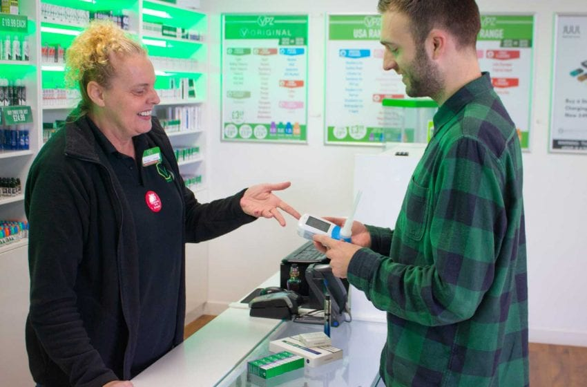 U.K. Asked to Classify Vape Shops as Essential