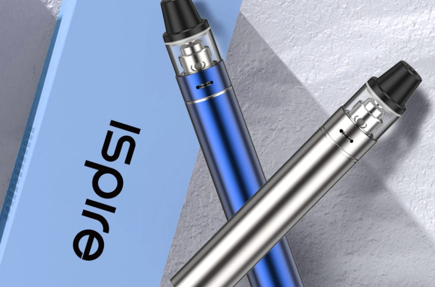 Aspire Introduces Ispire Brand for Cannabis Vaping