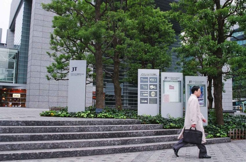 Logic Vapor Maker: Japan Tobacco to Move Headquarters