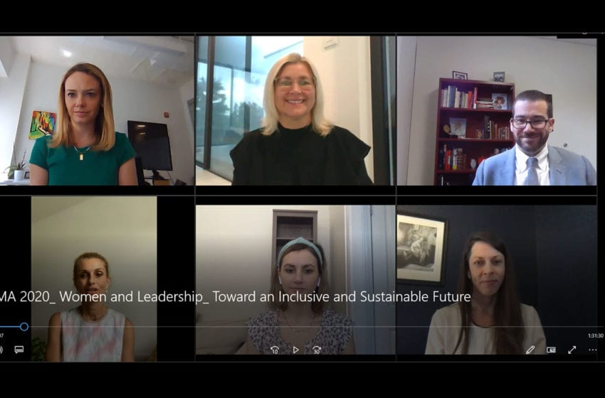 Diversity and Inclusion Discussed During TMA Women and Leadership Webinar