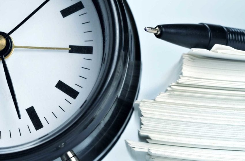 Final Countdown: PMTAs Due to the FDA by 4pm Today