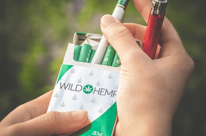 TPB Agrees to Distribute Wild Hemp Brand Smokable CBD