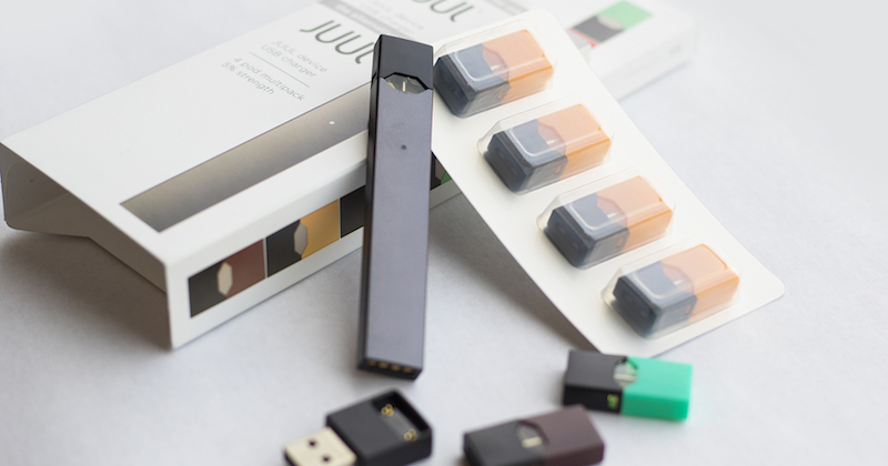 Juul Labs: Dual Use Often Ends in Transition to Vapor
