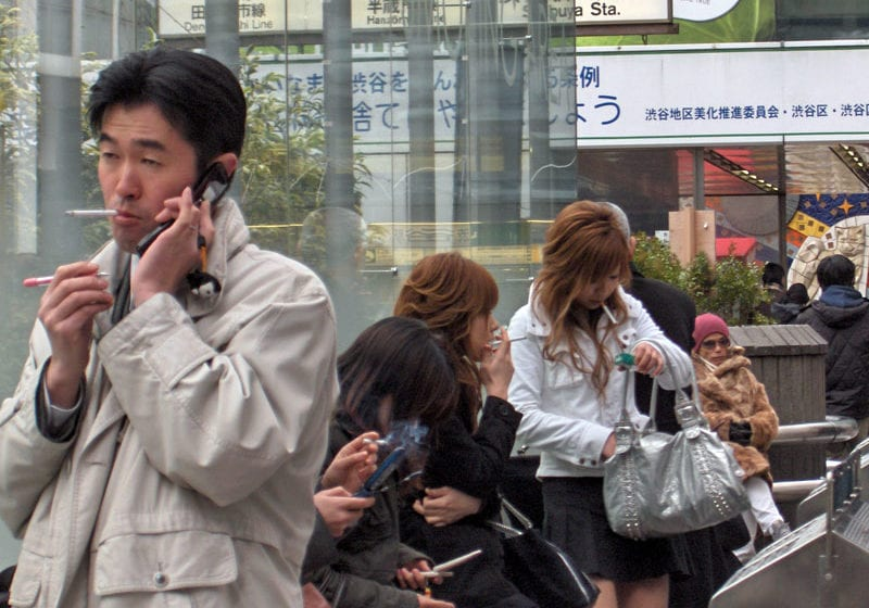 Heated Products Help Japan's Record-Low Smoking Rates
