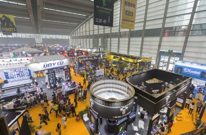 Dates Announced for 2021 IECIE Shanghai Vapor Show