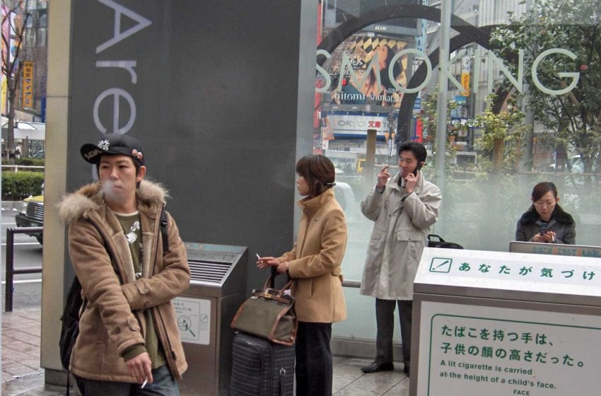 Japan Cigarette Sales Down 34% Since Launch of HTPs