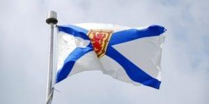 Nova Scotia flag