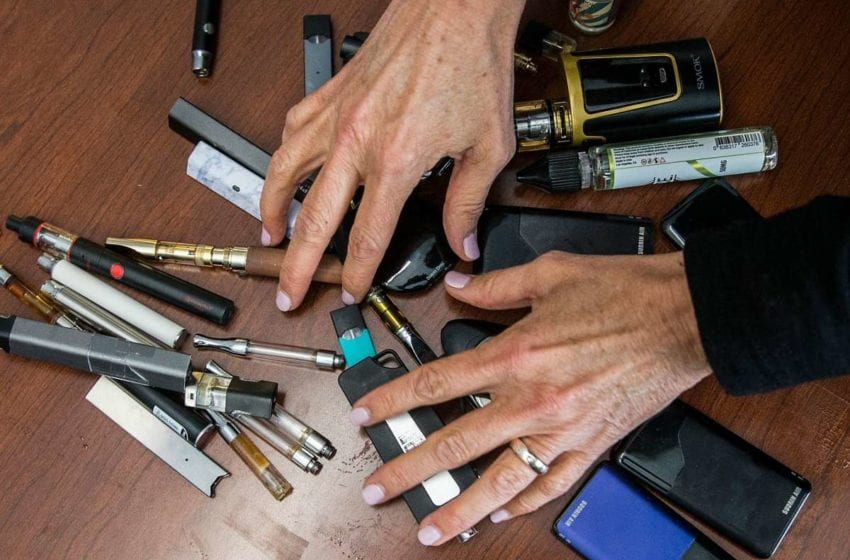 FDA, CBP Seize Over $719,000 of Illegal Vapor Products