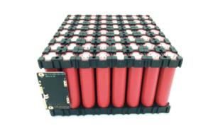 18650 battery block
