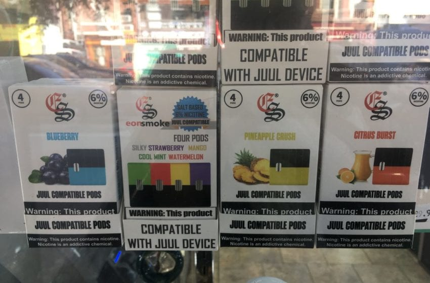 Targeted Blitz Finds Fake Juul Products in South Florida