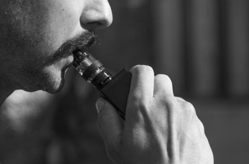 Connecticut Could Ban Flavored Vapes by October
