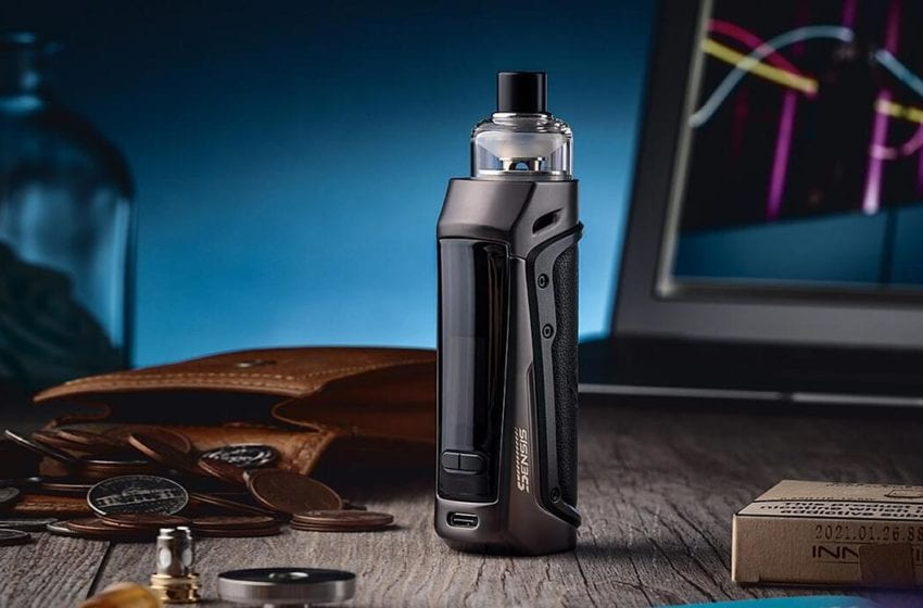 Innokin Launches First 4th-Generation Vape Device, Sensis
