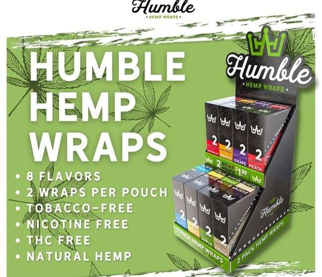 Humble Introduces New Hemp Wrap Product Line