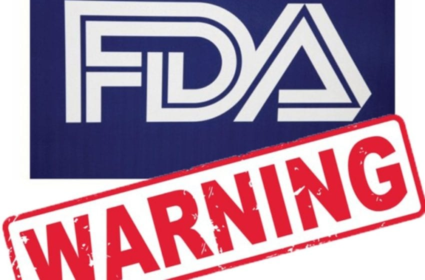 Str8Vape and Xtreme Vapour Receive FDA Warning Letters