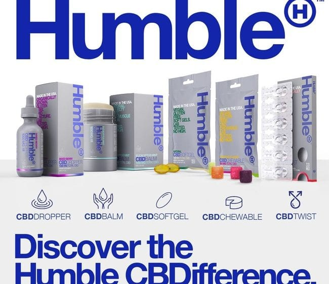 Humble Specialty Products Launches CBD Line