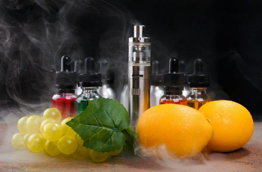 Washington DC's 2nd Reading for Flavor Ban Tomorrow
