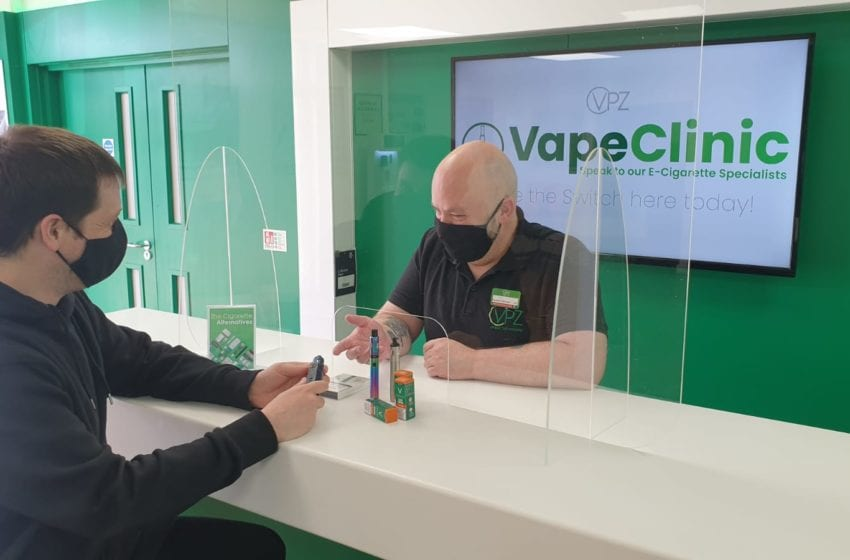 VPZ Opens First Vape Clinic to Help Smokers Quit